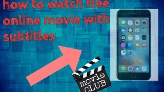 How to watch free online movies and tv shows with subtitles ?/…