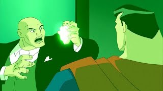 Justice League vs. Lex Luthor!