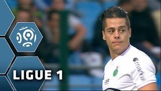 ESTAC Troyes - AS Saint-Etienne (0-1)  - Résumé - (ESTAC - ASSE) / 2015-16