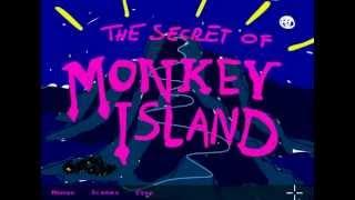 """Doblaje de animación """"El secreto de Monkey Island"""" (2008)"""