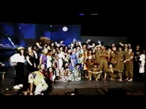 Behind the Scenes - Part 0 of 19 of EAB's Joseph & the Amazing Technicolor Dreamcoat (1989)