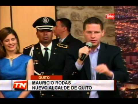 Nuevo alcalde Rodas mantuvo reunión con jóvenes
