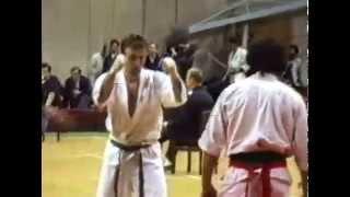 Чемпионат СССР по киокушинкай карате 20 мая 1990г.  Москва