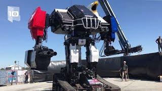 10 Robots más grandes