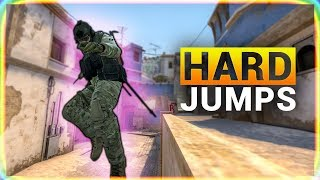 10 CS:GO HARD JUMPS