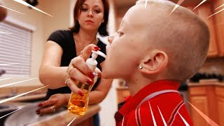 Mom Puts SOAP In Kids MOUTH..