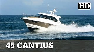 Cruisers Yachts 45 Cantius | Running into Haulover