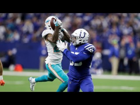 Download Xavien Howard out-muscles T.Y. Hilton for INT