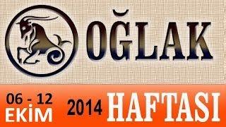 OĞLAK Burcu, HAFTALIK Astroloji Yorumu, 6-12 EKİM 2014