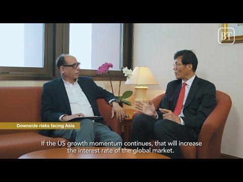 The International Monetary Fund's take on Asia