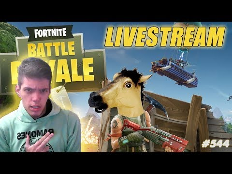 LIVESTREAM #544 || FORTNITE ROAD TO LVL 100  - 1K DUO KILL - ROAD TO 20 WINS