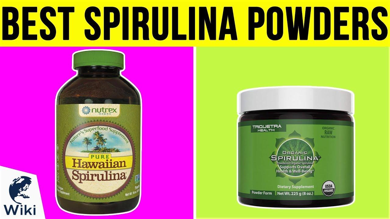 Best Spirulina 2019 10 Best Spirulina Powders 2019   YouTube