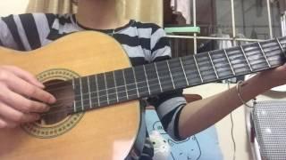 Lạc nhau có phải muôn đời (guitar cover by Chan Chan)