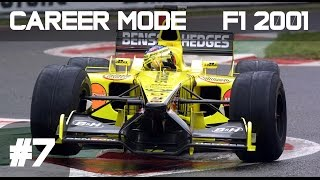 F1 2001 Career Mode Part 7 - Monaco Grand Prix
