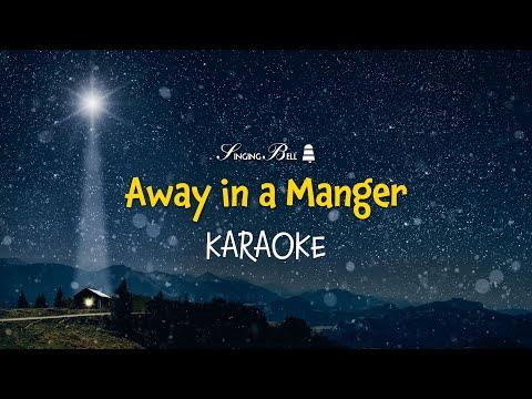 Away in a Manger   Free Christmas Carols [Karaoke with Lyrics]
