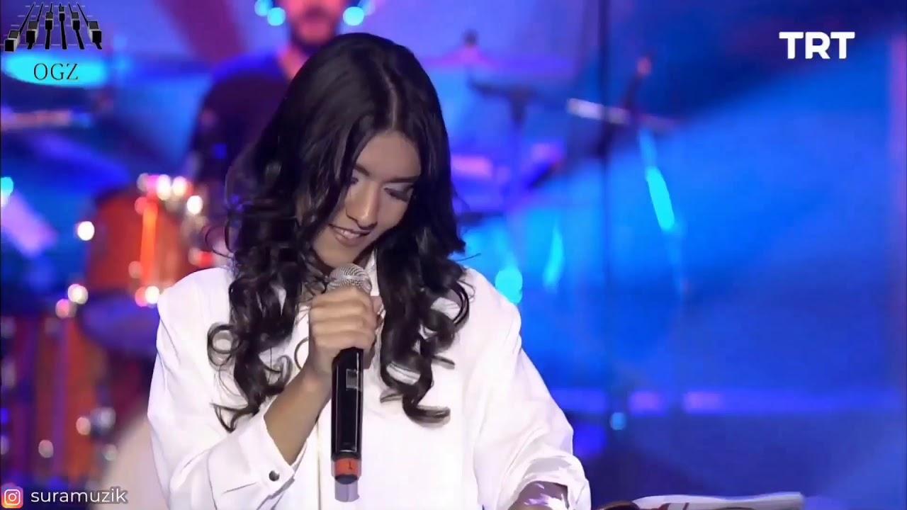 Sura İskenderli - Sevme (Akustik) Genç Sahne TRT Müzik 🎙🔊🎶