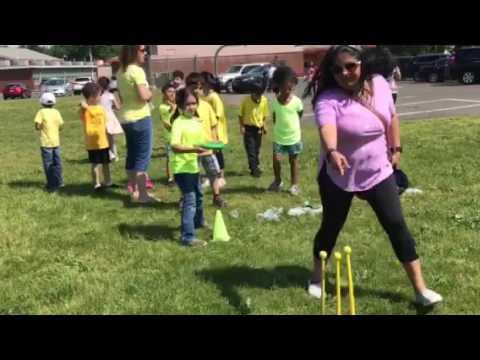Safiyah & Ayaan's Field day at Knollwood School 6-2-17 (5)