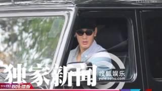 《搜狐娱乐》蒲巴甲执导微电影圆父遗愿 带帅哥三里屯会友