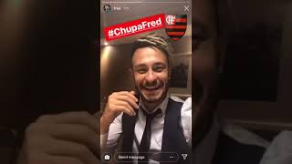 DESCULPAS DO FRED #CHUPA FRED
