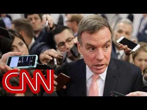 Warner warns of threats against Mueller