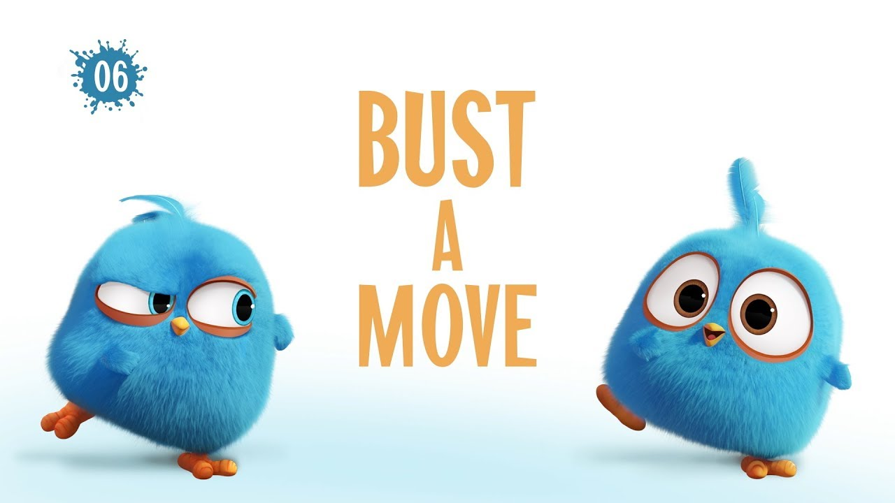 Angry Birds Blues | Bust A Move - S1 Ep6