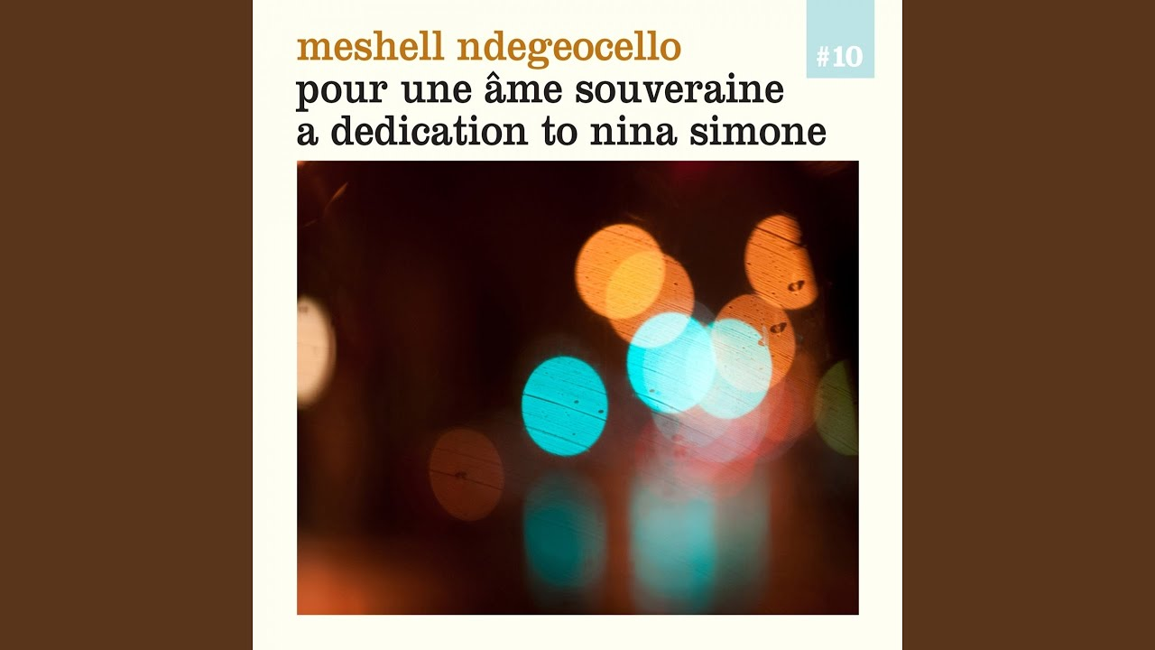 Nina Simone's 'Lovely, Precious Dream' For Black Children : NPR