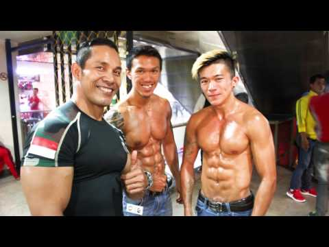 Profesional & Mesotropin Fitness Championship X2 Open Asia (Jakarta Indonesia) 2017