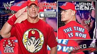 WWE: The Time Is Now (John Cena) [Feat Tha Trademarc] - Single [iTunes Released] + Download Link