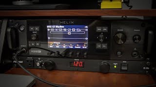 Line 6 Helix Rack Demo, Metal
