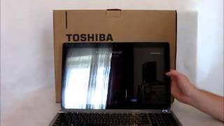 PROMOBILE.PL - Unboxing laptopa Toshiba P55T