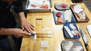생선회뜨기 의 모든것!  회뜨는법 기술(방법)의 7가지…