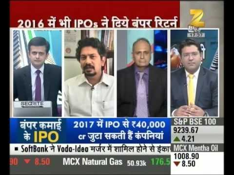 What is expected from new IPO's in 2017?