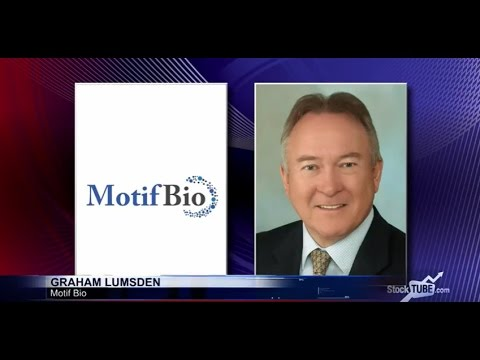 'All good news' from Motif Bio's Phase III clinical trial of Iclaprim, says CEO Graham Lumsden