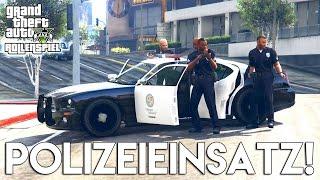 » POLIZEIEINSATZ! « Schießerei in der Grove Street in GTALIFE!