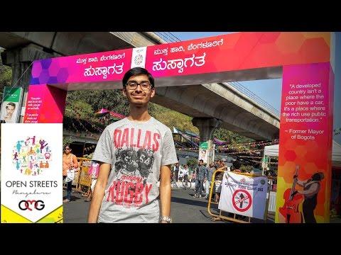 Open Streets at MG Road - OMG| Bangalore| Karnataka| India| #RCEvents