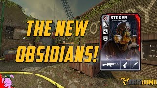 Dirty Bomb | The New Obsidians! (Stoker Obsidian Gameplay)