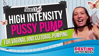 High Intensity Pussy Pump | Clit Sucking Vacuum Pump | Clitoral and Vaginal Pumps Review