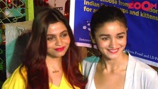 Alia Bhatt Applauds Sister Shaheen Bhatt For Battling With Depression
