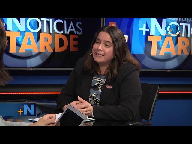 La Entrevista: Andrea Moreno, expo manager Exponor 2019