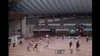 1997年東北学生ハンドボール(春季) 東北学院大(26) vs 福島大(21)
