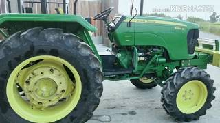 After one year Review of John Deere Tractor . 5050D Model 4WD(Four wheel drive) #John Deere #5050D
