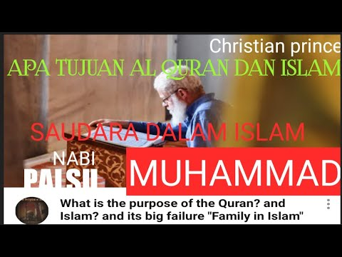Cp Sub Indo: Apa Tujuan Al Quran Dan Islam? 22 November 2019