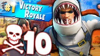 FORTNITE: A REAL VITTORY IN CIFRA DOWN!! THE KING OF THE SEAS!!
