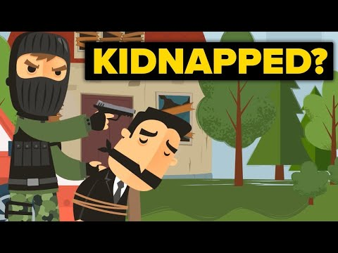 If You Are Kidnapped, Do This To Survive! Advice From Experts!