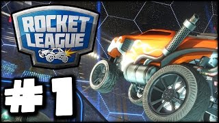 Rocket League - BlitzStrikers - Episode 1