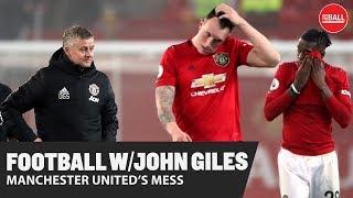 JOHN GILES | United lose to Burnley, Ole backing, Aguero v Henry | LIVE