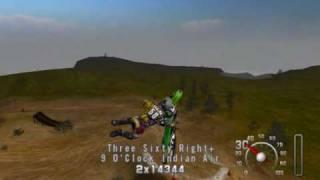 Mx vs ATV Unleashed Freestyle