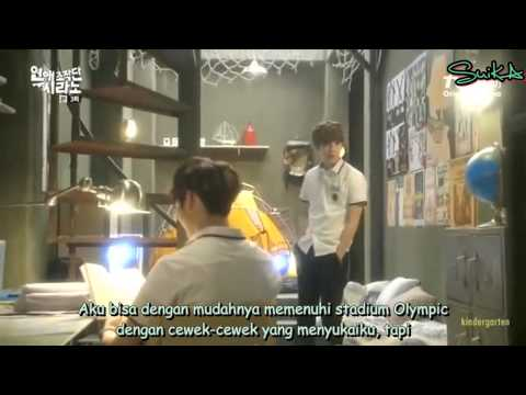 [INDO SUB] Dating Agency Cyrano Ep03 TAEMIN cut