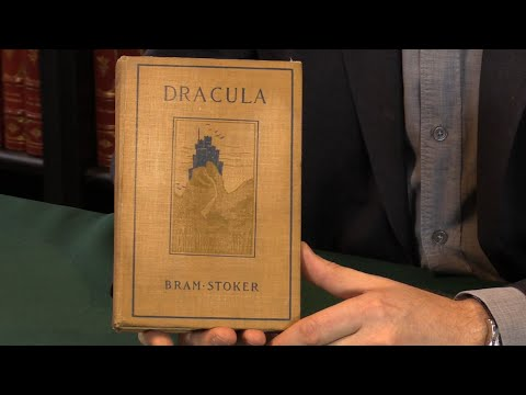 Dracula, Bram Stoker. First Edition, 1899. Peter Harrington Rare Books