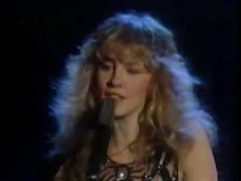 Stevie nicks leather and lace